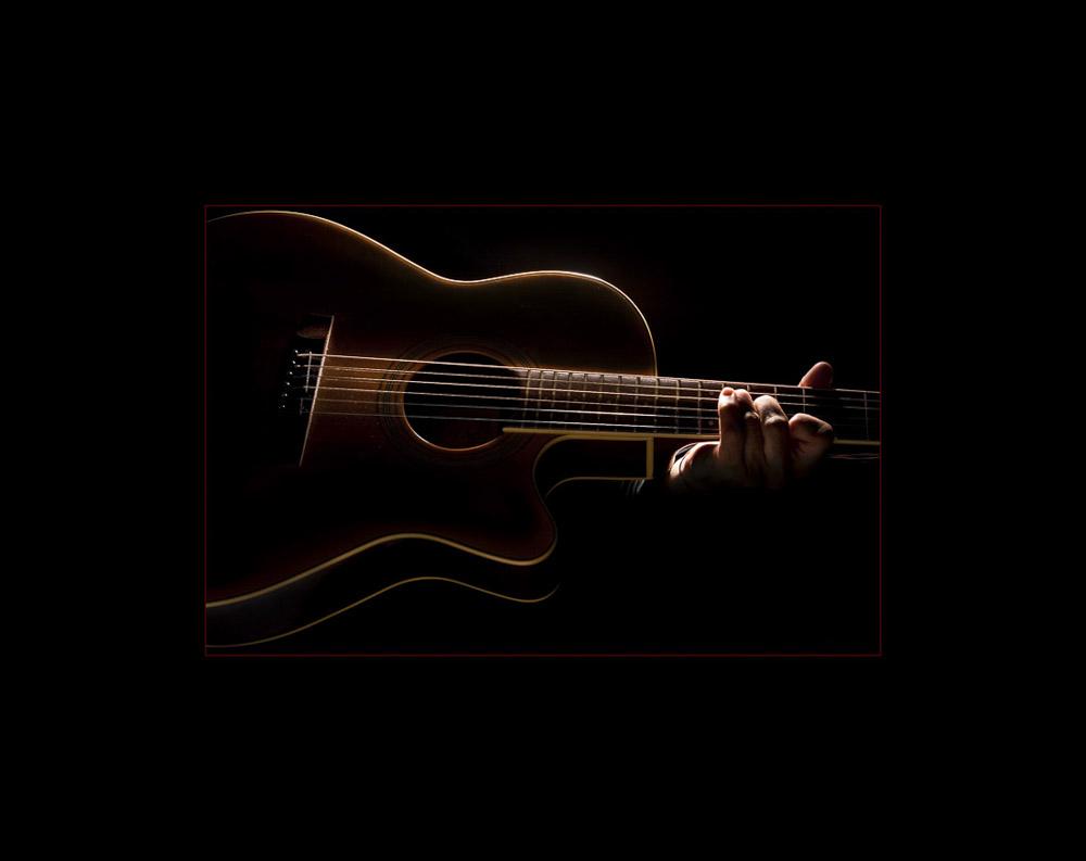 Still life, chitarra