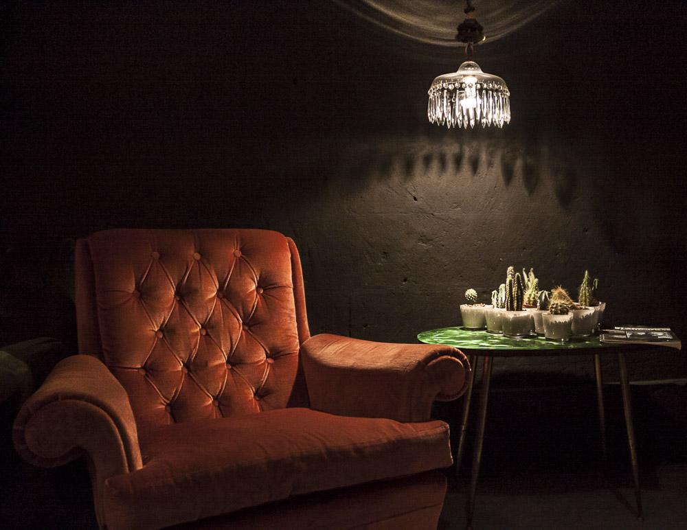Interior, divano