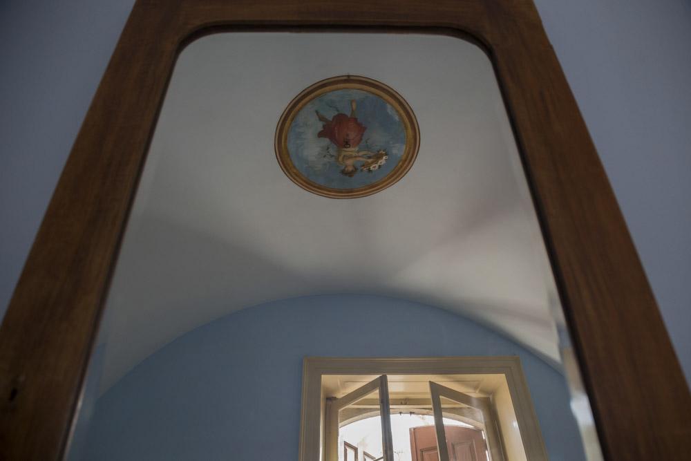 Interior,specchio,riflessi