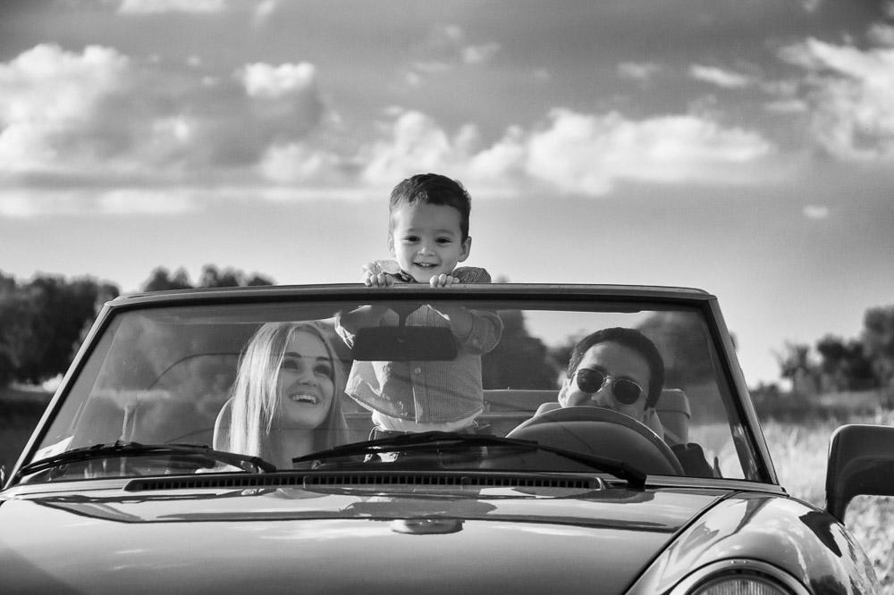 Ritratti, La ricerca il viaggio, famiglia